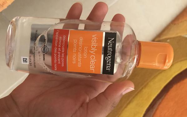 تونر نیتروژنا (نوتروژینا) اصل | ضد جوشهای سر سیاه و چربی پوست | حجم 200 میل
