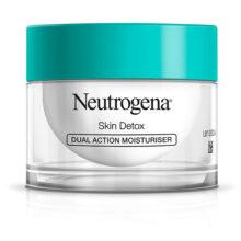 آبرسان آنتی اکسیدان نیتروژنا ۵۰ میل | Neutrogena Skin Detox  Moisturiser