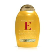 نرم کننده ویتامین ای او جی ایکس ۳۸۵ میلی |OGX  Vitamin E Shampoo | موی خشک آسیب دیده
