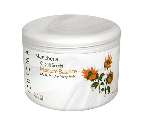 ماسک مو آبرسان و تقویتی تیوتیما اصل برای موهای خشک و آسیب دیده