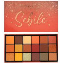 پالت سایه رولوشن مدل سبیل دی تو دی | Revolution X Sebile Day 2 Day