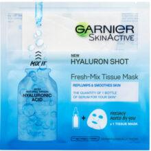 ماسک ورقه ای هیالورونیک اسید گارنیر اصل | سرشار از ویتامین C