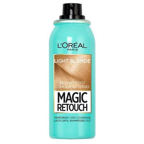 اسپری کانسیلر ریشه مو لورال مدل Magic Retouch