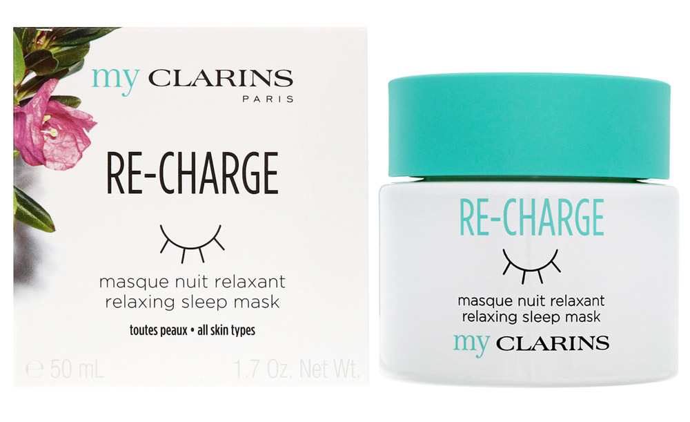 ماسک خواب آرامش بخش My Clarins مدل RE-CHARGE