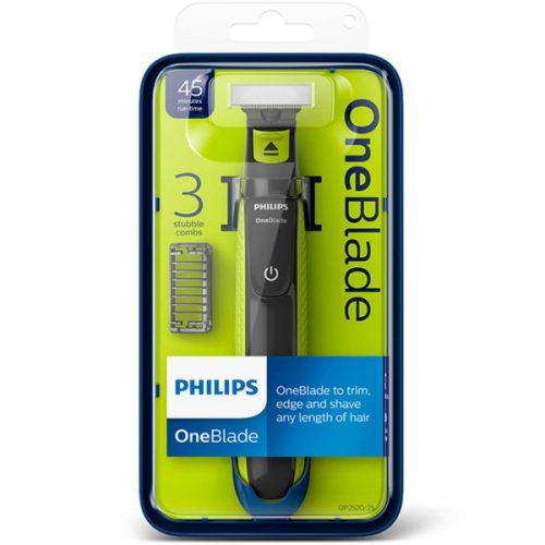 ریش تراش یک تیغه فیلیپس مدل 3Click-On