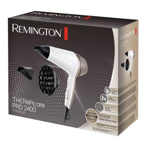سشوار Remington مدل Thermacare Pro با قدرت 2400 وات