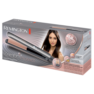 اتو موی هوشمند محافظ کراتین رمینگتون اصل | اتومو مخصوص کراتینه | مدل s8598