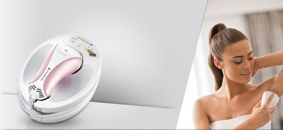 دستگاه لیزر خانگی رمینگتون IPL i-LIGHT