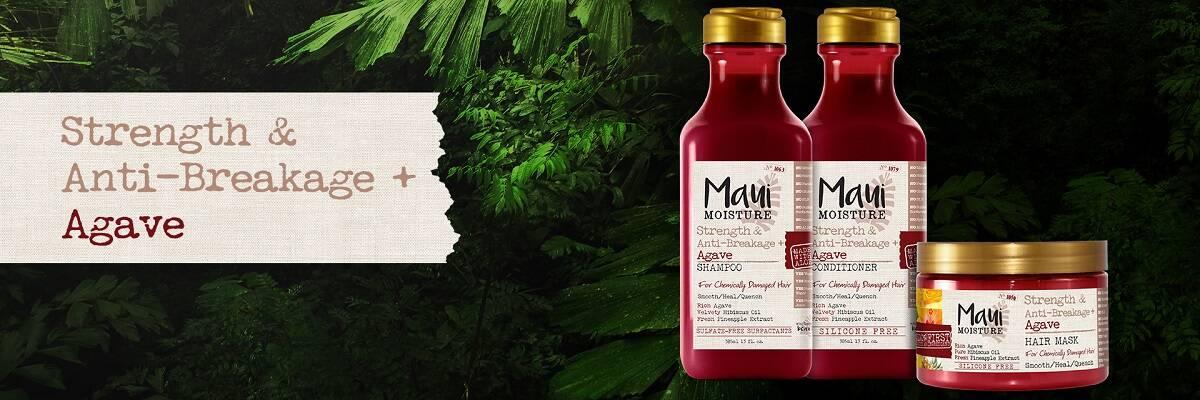 ماسک مو میوه آگاوه مائویی Maui Moisture Agave