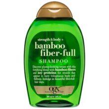 شامپو الیاف بامبو OGX اصل | حجم دهنده و ضخیم کننده مو بدون سولفات او جی ایکس  ۳۸۵ میل