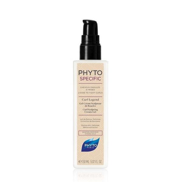 ژل کرم انرژیبخش موهای فر فیتو Phyto specific