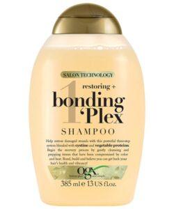 شامپو باندینگ پلکس ogx – ترمیم کننده موی رنگ شده او جی ایکس
