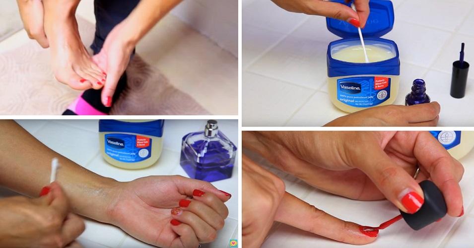 مزایای وازلین برای جلوگیری از رنگی شدن پوست