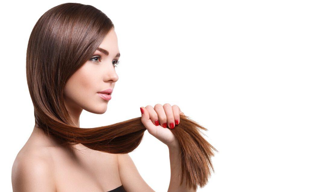 مزایای وازلین برای مو (براق و درخشنده کردن مو)