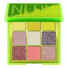 پالت سایه چشم هدی بیوتی مدل Neon Obsessions (سبز)