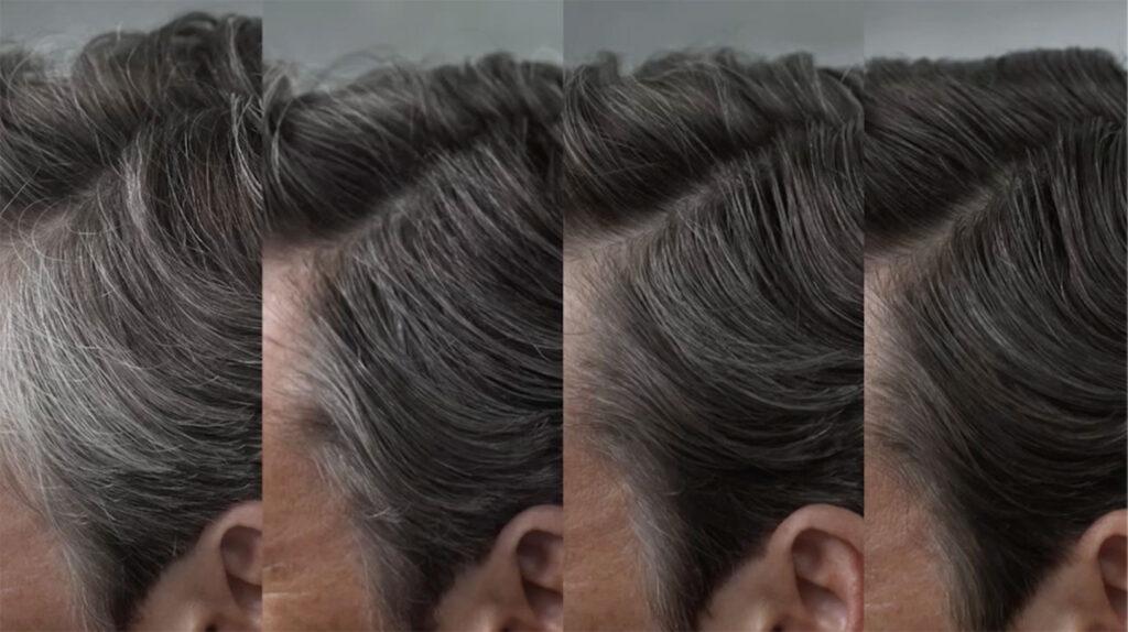 شامپو رفع سفیدی مو جاست فورمن مدل کنترل جی ایکس - شامپوی رفع موهای خاکستری Just For Men