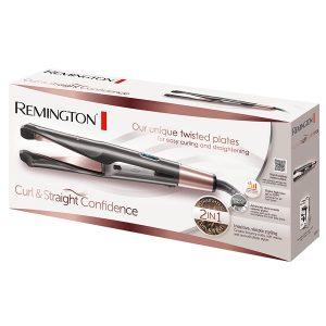 اتو موی حالت دهنده مو رمینگتون مدل S6606 | صاف کننده و فر کننده مو