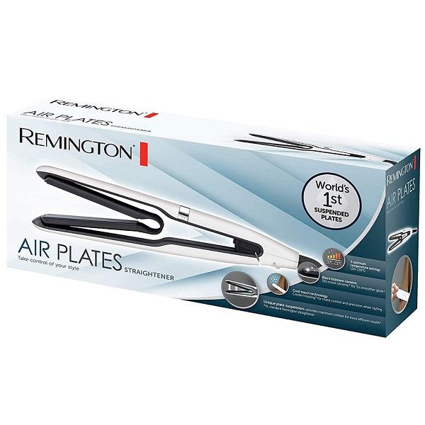 اتو مو مدل S7412 رمینگتون (صاف کننده و حالت دهنده Air Plates تیتانیوم Remington)