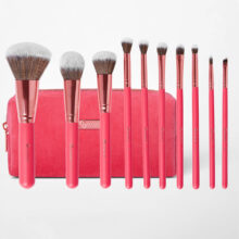 ست براش ۱۰ تایی بی اچ کازمتیک اصل | مدل bombshell beauty
