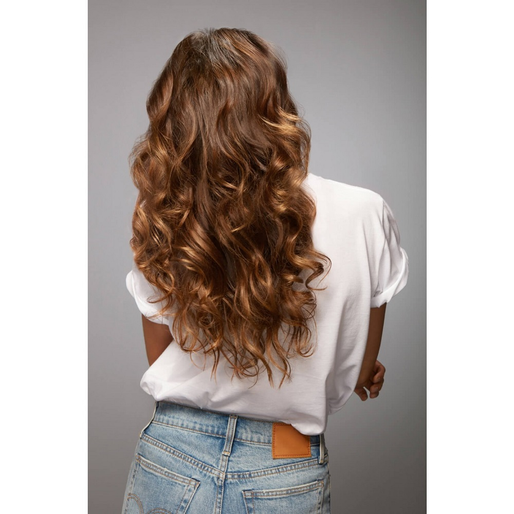 کرم موهای فر Aura Botanica کراستاس (آبرسان، ضد وز، تقویت و تثبیت موهای فر و مواج)
