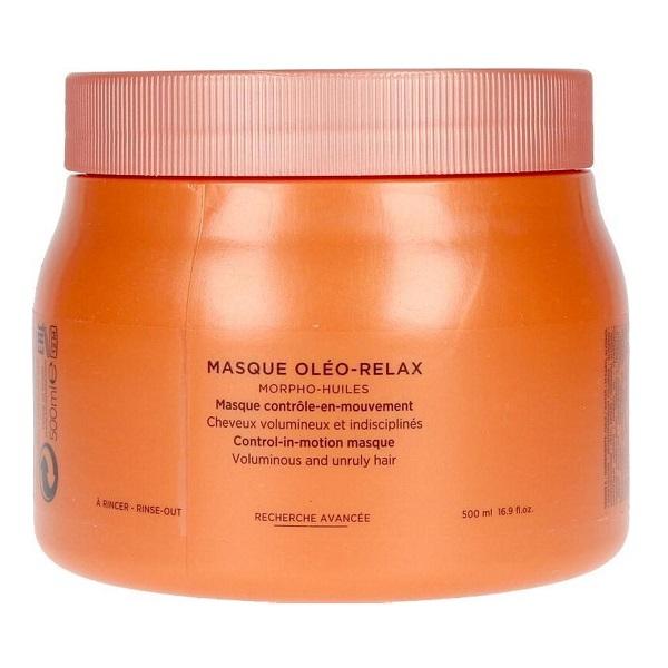 ماسک موهای وز و نامرتب Oleo Relax کراستاس - نرم و براق کننده موی خشک و آسیب دیده