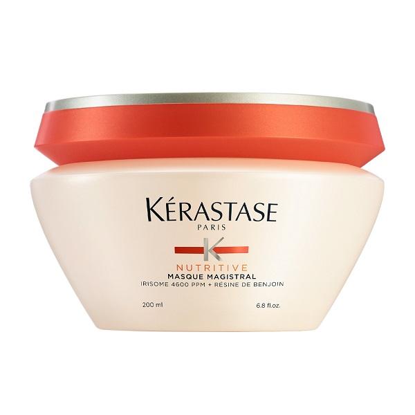 ماسک موی حرفهای مغذی موهای ضخیم nutritive کراستاس - مناسب موهای خشک و بسیار خشک ضخیم