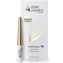 سرم تقویت و رشد مجدد مژه long 4 lash (لانگ فور لش) | تقویت و افزایش طول مژه | ۳ میل