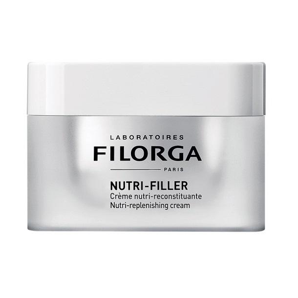 کرم پرکننده خطوط صورت Nutri-Filler فیلورگا | ضد چین و چروک، تغذیه و رفع خشکی پوست