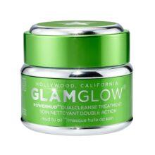 ماسک پاکسازی صورت دوگانه Powermud گلم گلو اصل | روشن کننده، ضد چروک، بستن منافذ | ۵۰ میل