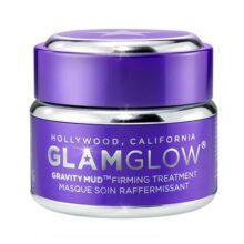 ماسک صورت سفت کننده gravitymud گلم گلو Glamglow | لیفت کننده و جوانساز پوست | ۵۰ گرم