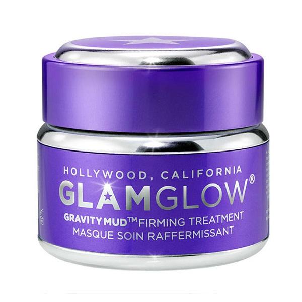 ماسک صورت سفت کننده gravitymud گلم گلو Glamglow   لیفت کننده و جوانساز پوست