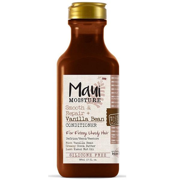نرم کننده دانه وانیل مائویی Maui Vanilla Bean اصل | ضد وز، آبرسان، ترمیم کننده قوی مو