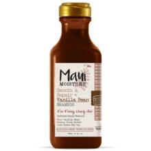 شامپو دانه وانیل مائویی Maui Vanilla Bean اصل | ضد وز، آبرسان، ترمیم کننده قوی مو | ۳۸۵ میل