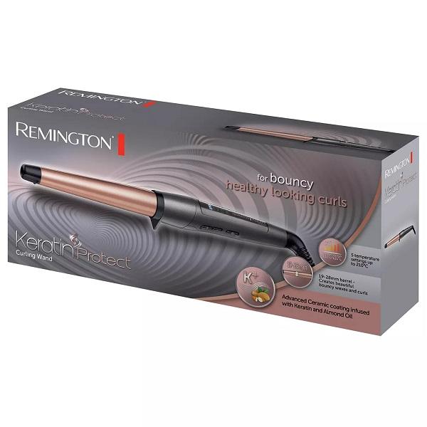 فر کننده مو کراتین پروتکت رمینگتون اصل Remington انگلیس | Keratin Protect مدل CI83V6