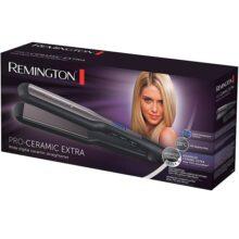 اتو موی پرو سرامیک اکسترا S5525 رمینگتون اصل | صاف کننده مو