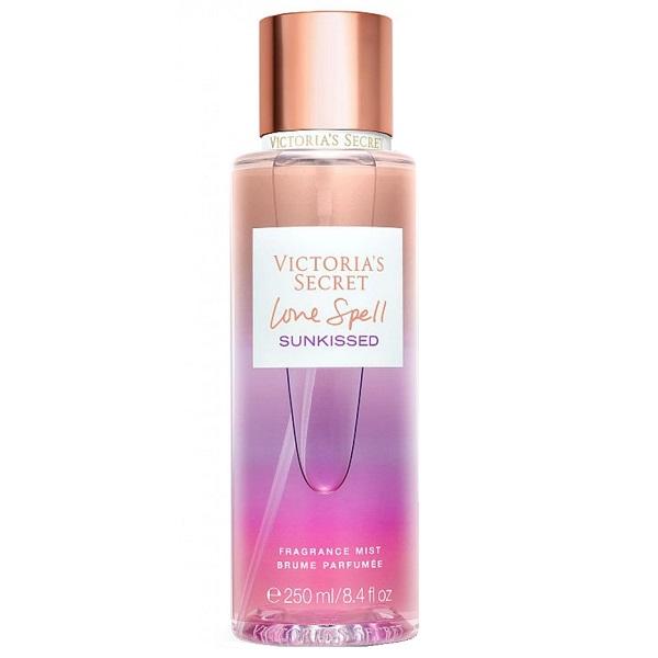 بادی اسپلش ویکتوریا سکرت اورجینال مدل لاو اسپل سان کیسد | Victoria's Secret Love Spell Sunkissed | حجم ۲۵۰ میل