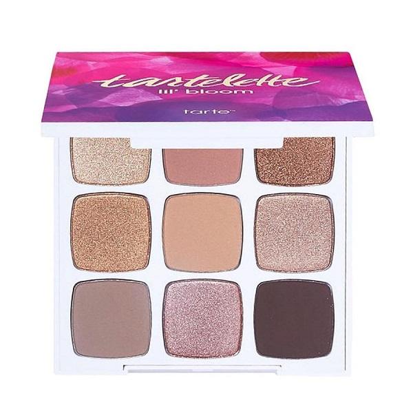 پالت سایه چشم تارتلت لیل بلوم تارت اصل 9 رنگ | Tarte Tartelette™ lil Bloom Eyeshadow