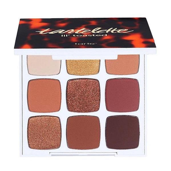 پالت سایه تارتلت لیل تستد تارت اصل 9 رنگ Tarte Tartelette™ lil Toasted Eyeshadow Palette