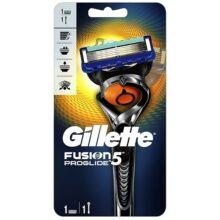 خودتراش ژیلت پروگلاید مدل Gillette Fusion ProGlide | یک دسته + ۱ سری ژیلت
