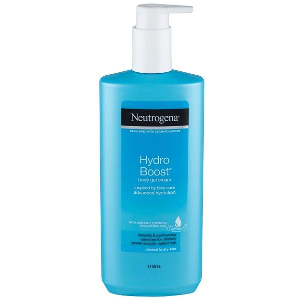 ژل کرم آبرسان بدن Hydro Boost نیتروژنا (هیدرو بوست نوتروژنا) Neutrogena Hydro Boost Body Gel Cream 400ml