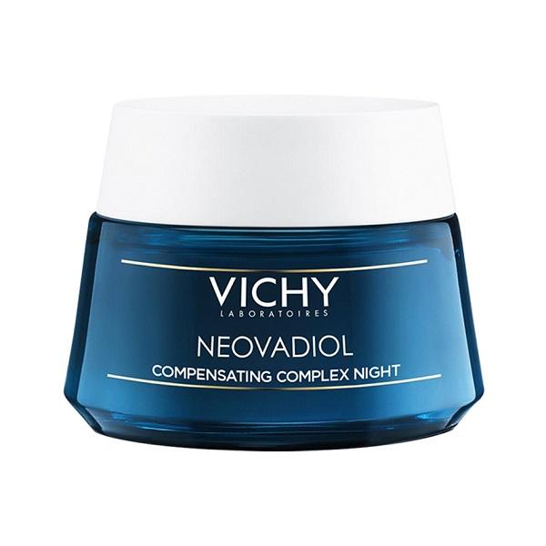 کرم شب ضد چروک ویشی مدلCompensating لیفت کننده وضد چروک و افتادگی پوست - Vichy Neovadiol Night Compensating Complex 50ml