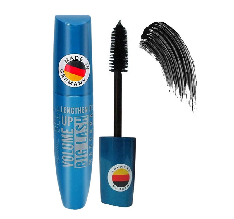 ریمل حجم دهنده بل Bell مدل Big Lash تولید اصل اورجینال آلمان – مدل بیگ لش ولوم آپ - Bell Original Volume Up Big Lash Mascara 15ml