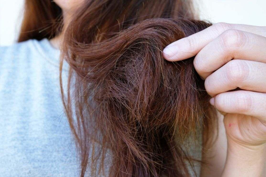 مو شکننده و استفاده ا ز شامپو مخصوص