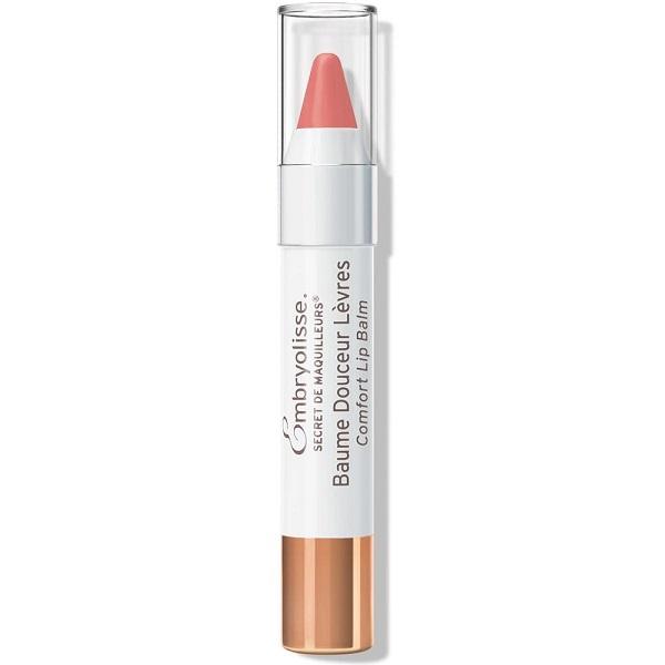 بالم لب آبرسان رنگی آمبریولیس فرانسه - بالم نرمکننده و حجمدهنده لب امبریولیس - Embryolisse Comfort lip balm