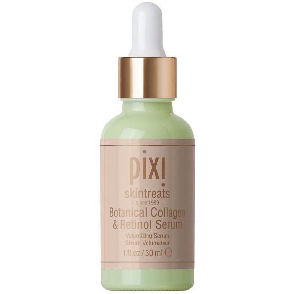 قیمت و خرید سرم کلاژن و رتینول پیکسی ضد پیری، ضد چروک جوانساز و بازسازی پوست صورت Pixi Collagen & Retinol Serum