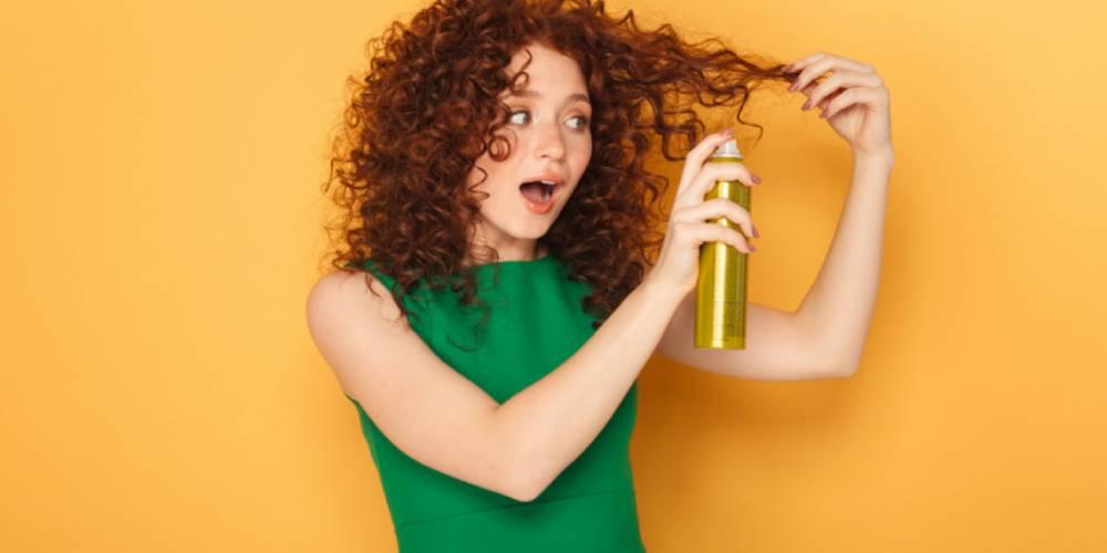 اسپری تقویتی و محافظتی مو